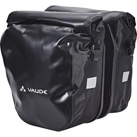 VAUDE SE Back Pannier 2 Bike Bag black